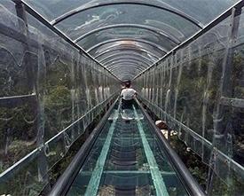 景区高空吊桥安装注意事项以及日常维护