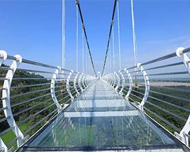 湖南玻璃吊桥